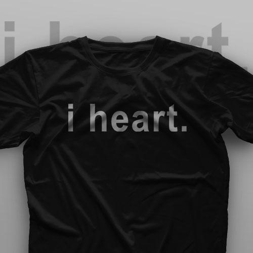 تیشرت i Heart #1