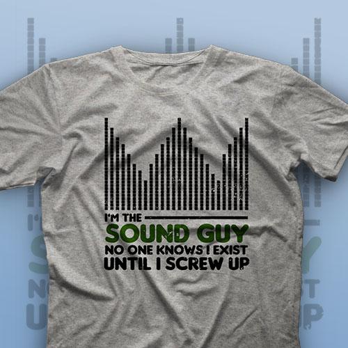 تیشرت Sound Guy