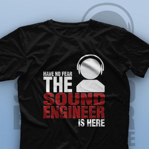 تیشرت Sound Engineer #1