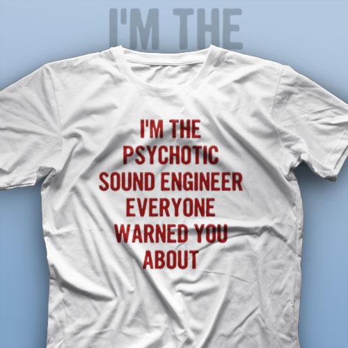تیشرت Sound Engineer #2