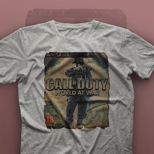 تیشرت Call of Duty: World at War #26