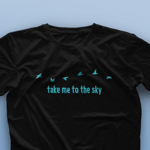 تیشرت Take Me To The Sky