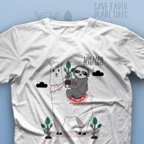 تیشرت Save Earth #1