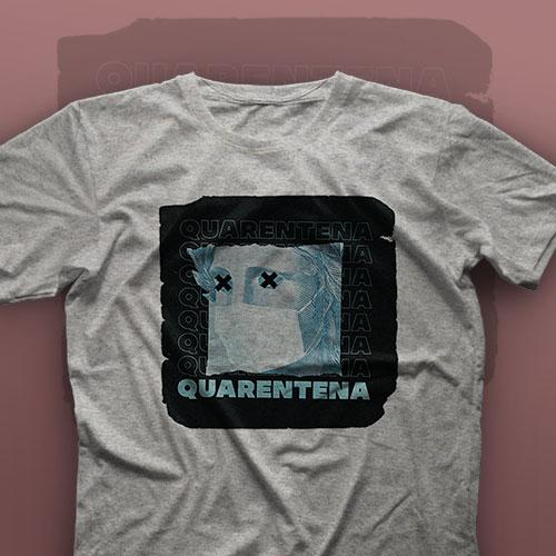 تیشرت Quarantine #8