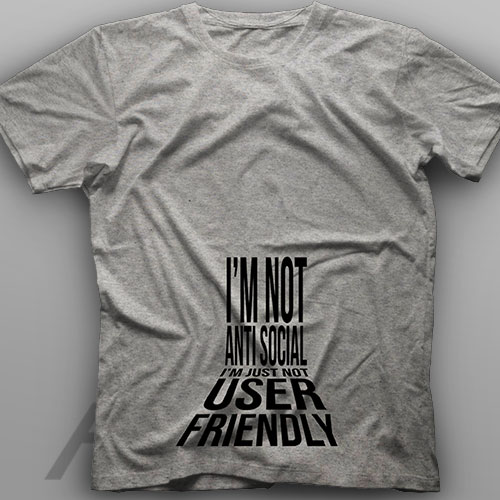 تیشرت I'm Just Not User Friendly