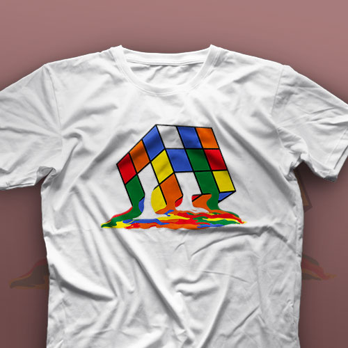 تیشرت Melted Rubik