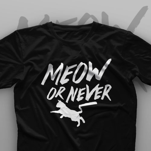 تیشرت Meow Over The World