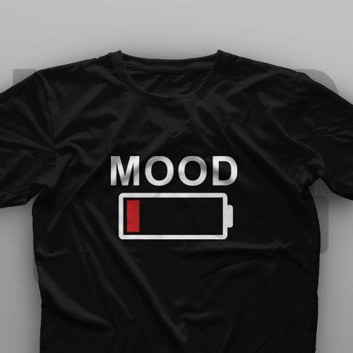 تیشرت Mood: Low Battery Mood #6