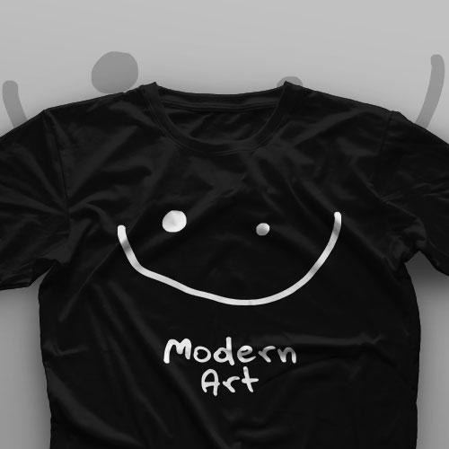 تیشرت Modern Art #1