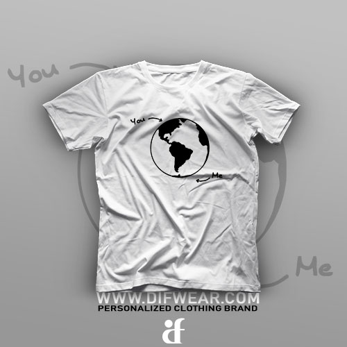 تیشرت You & Me *XL
