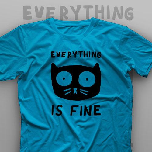 تیشرت Everything is Fine *L
