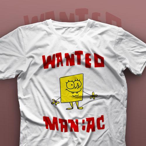 تیشرت Spongebob : Wanted