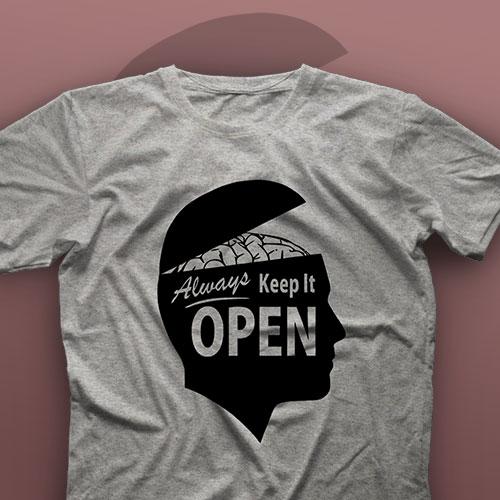 تیشرت Always Keep It Open