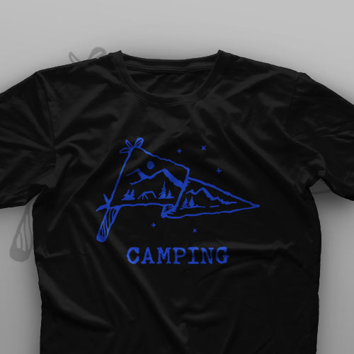 تیشرت Camping #19