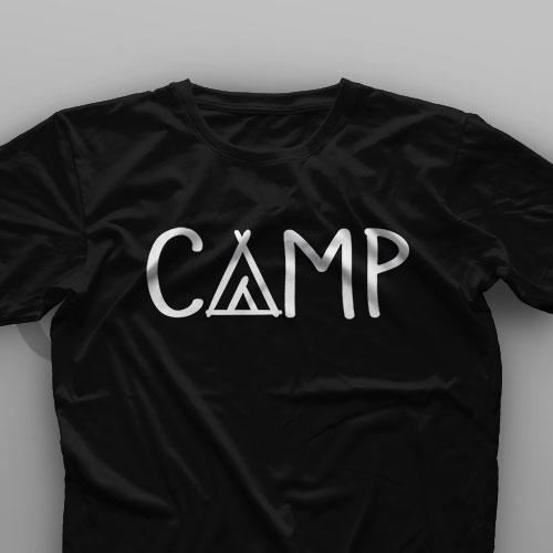 تیشرت Camping #23