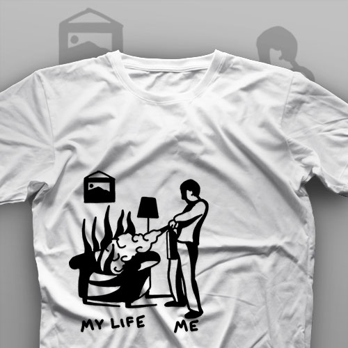 تیشرت Life On Fire