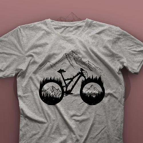 تیشرت Mountain Bike