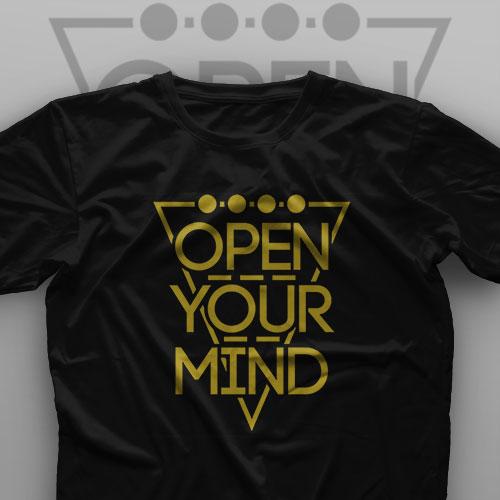 تیشرت Open Your Mind
