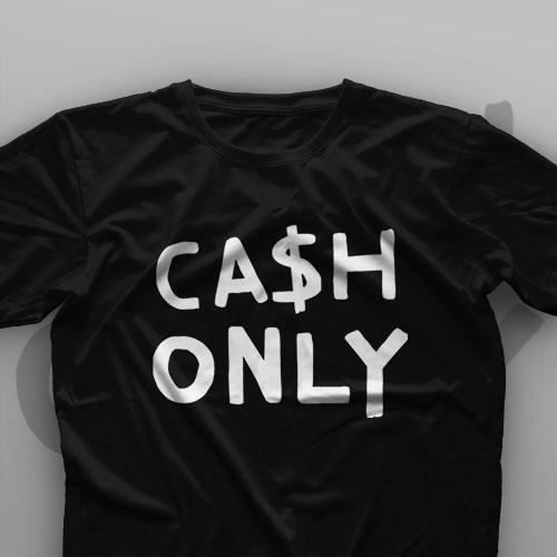تیشرت Cash Only