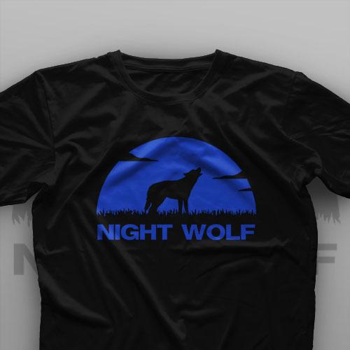 تیشرت Night Wolf #2