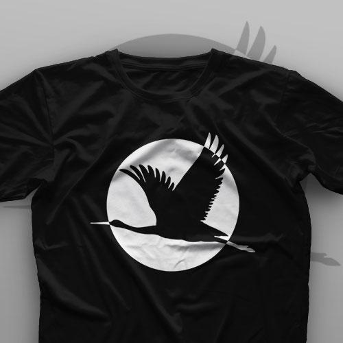 تیشرت Bird Through The Night