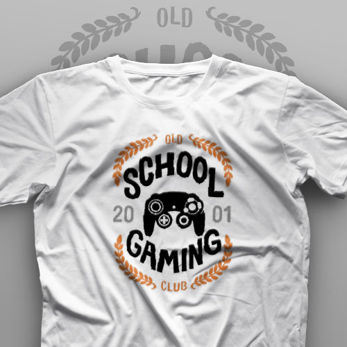 تیشرت School Gaming 2001 #1