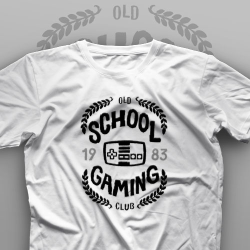 تیشرت School Gaming 1983