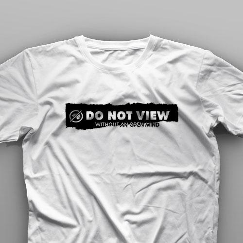تیشرت Do Not View