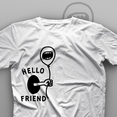 تیشرت Hello Friend