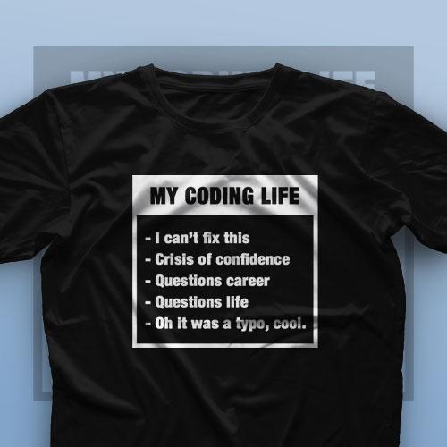 تیشرت My Coding Life