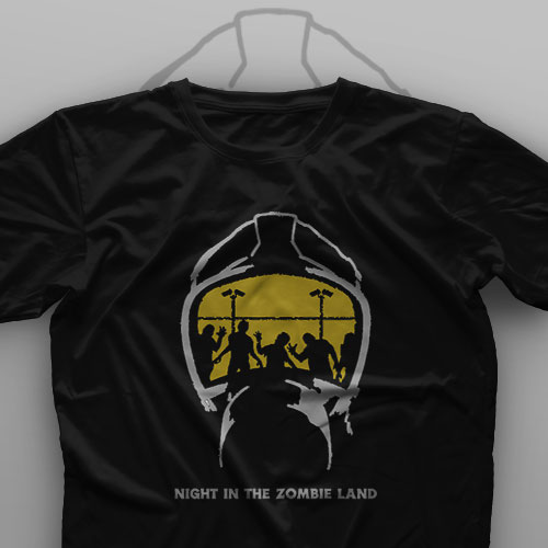 تیشرت Zombie Land
