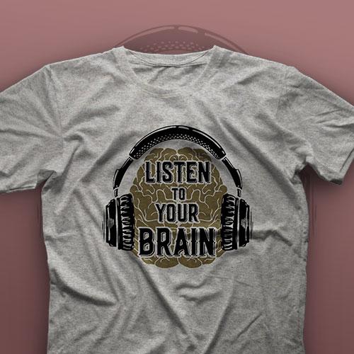 تیشرت Listen To Your Brain