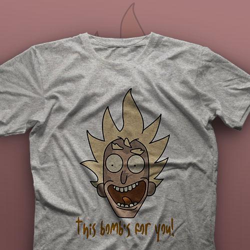 تیشرت Rick and Morty #31