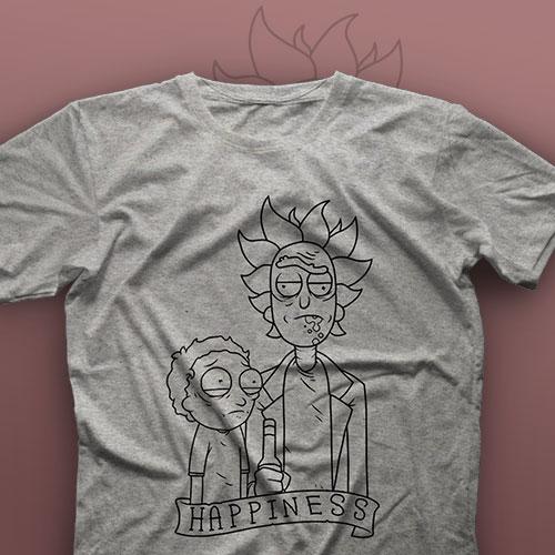 تیشرت Rick and Morty #43