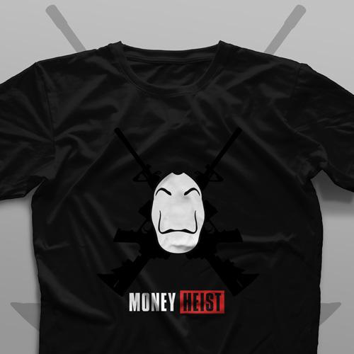 تیشرت Money Heist: La casa de papel #19