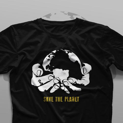 تیشرت Save The Planet #1