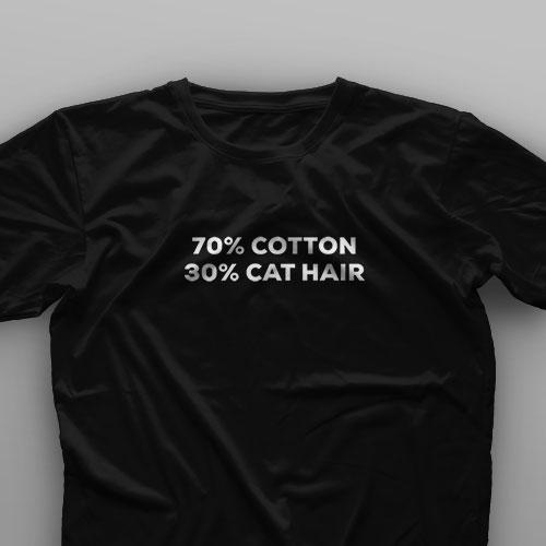 تیشرت Cat Hair