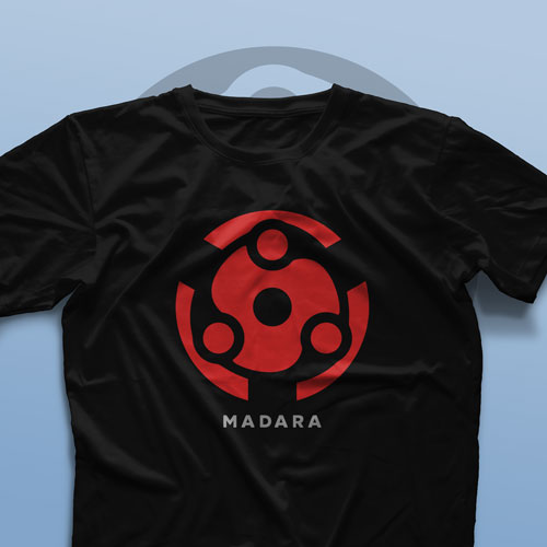 تیشرت Naruto: Uchiha Madara #1