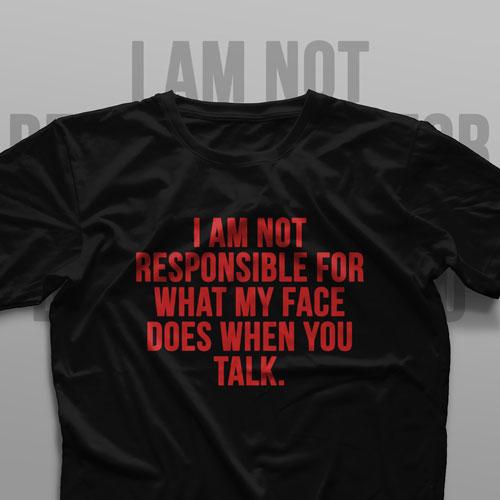 تیشرت I'm Not Responsible #1