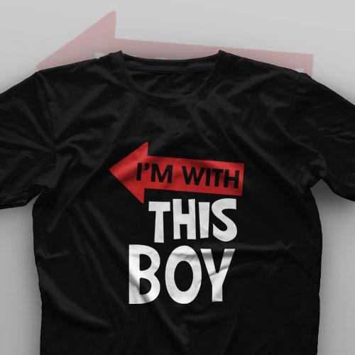 تیشرت Couple: Boy And Girl #B