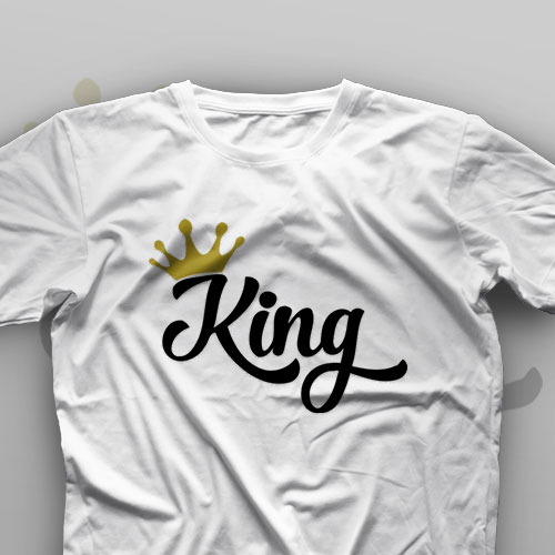 تیشرت Couple: King And Queen #A