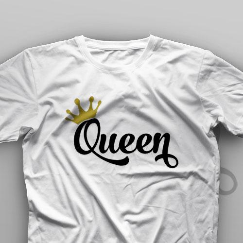 تیشرت Couple: King And Queen #B