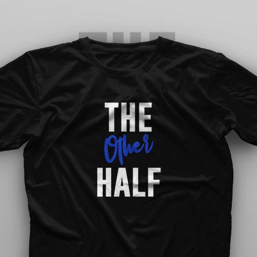 تیشرت Couple: Half #A
