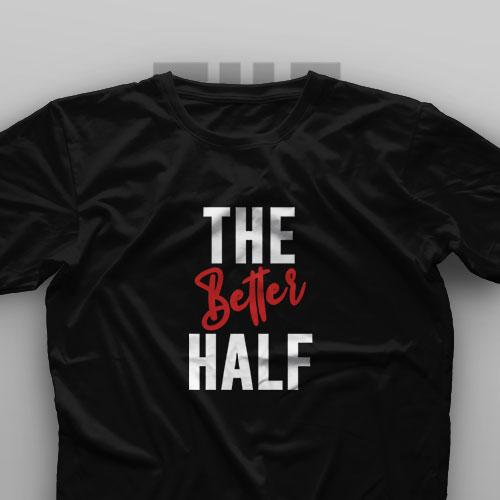 تیشرت Couple: Half #B