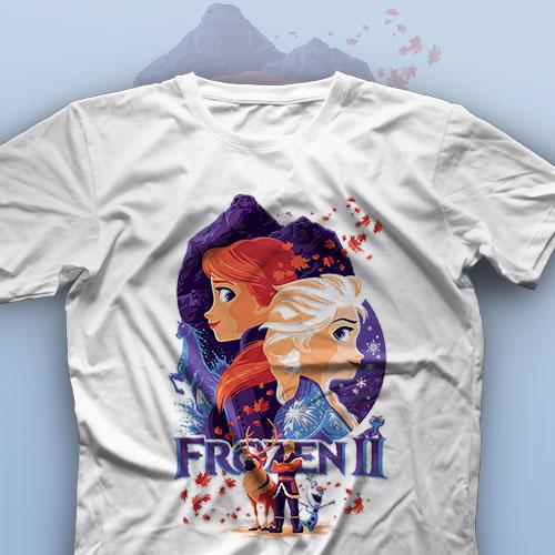 تیشرت Frozen #2