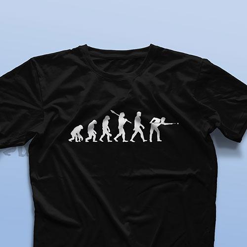 تیشرت Billiard Evolution #1