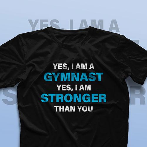 تیشرت Gymnastic #3