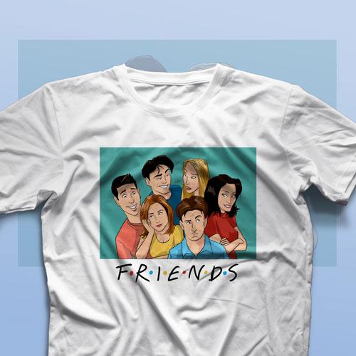 تیشرت Friends #21
