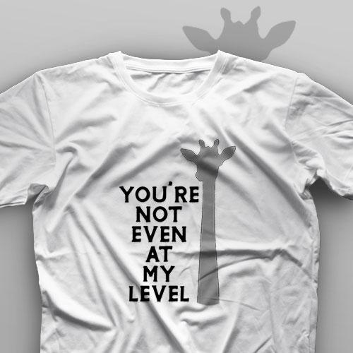تیشرت My Level Is So High