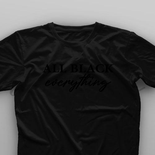 تیشرت Black Is Everything